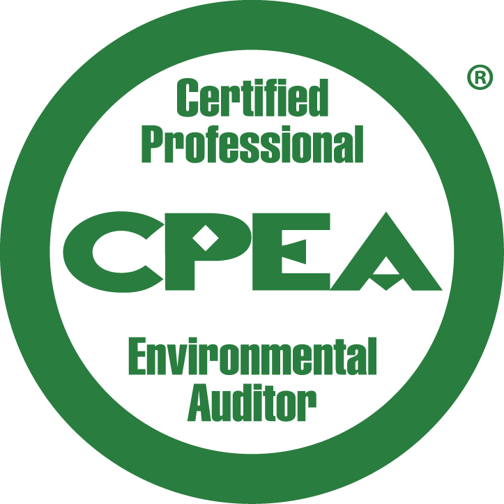 Certified Professional Environmental Auditor