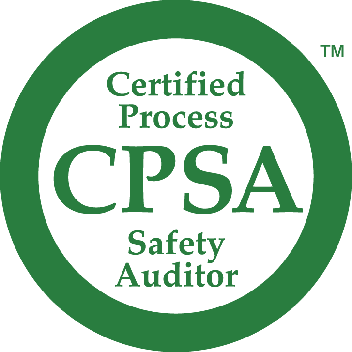 Certified Process Safety Auditor