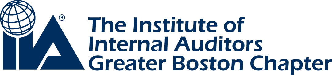 The Institute of Internal Auditors Greater Boston Chapter