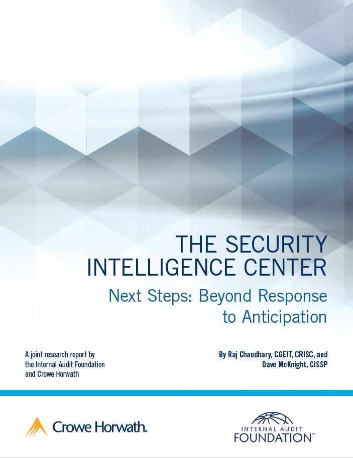 The Security Intelligence Center